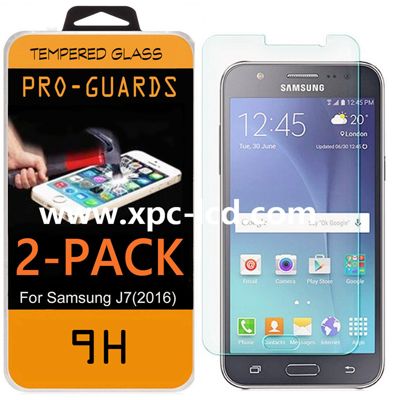 Tempered glass for Samsung Galaxy J7