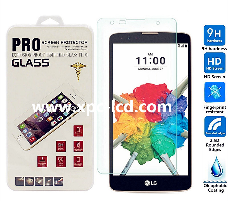 Tempered glass for LG G Stylo 2 PLUS MS550