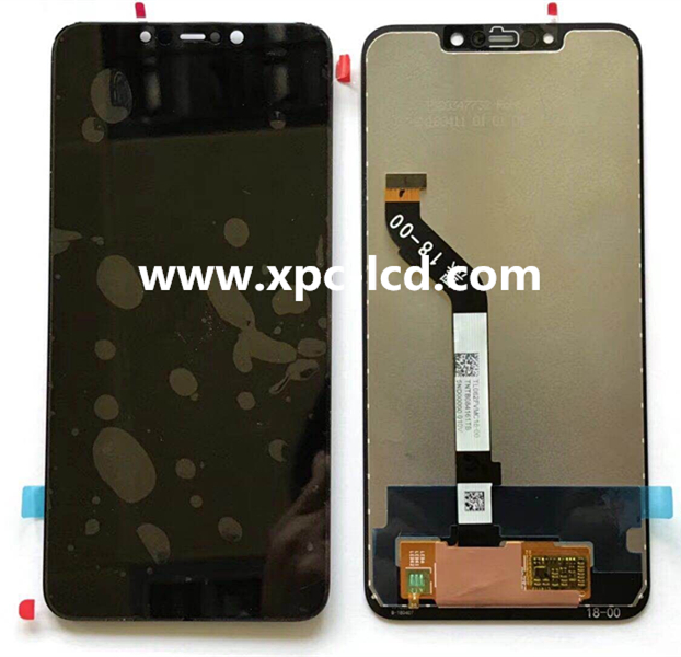 New model Xiaomi Mi8Se LCD with touch Black
