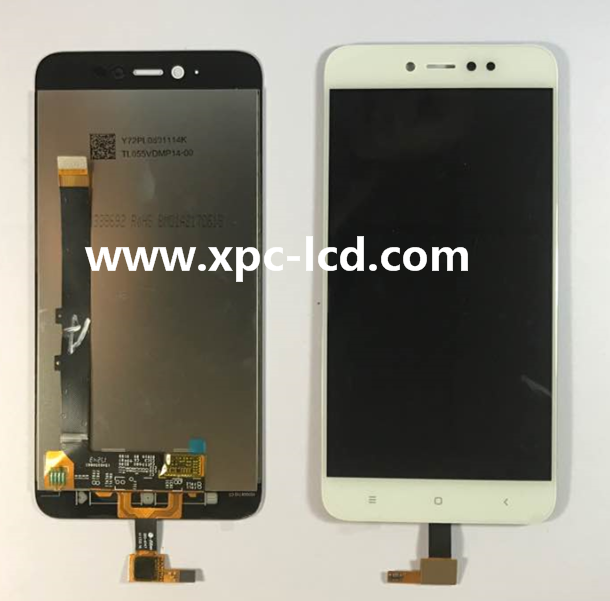 High quality Xiaomi Redmi Note 5A LCD and touch White