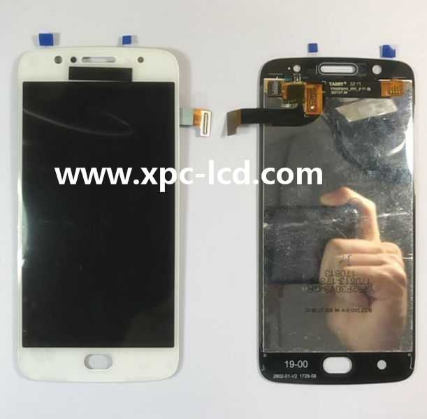 Original OEM Motorola Moto G5S LCD with touch White