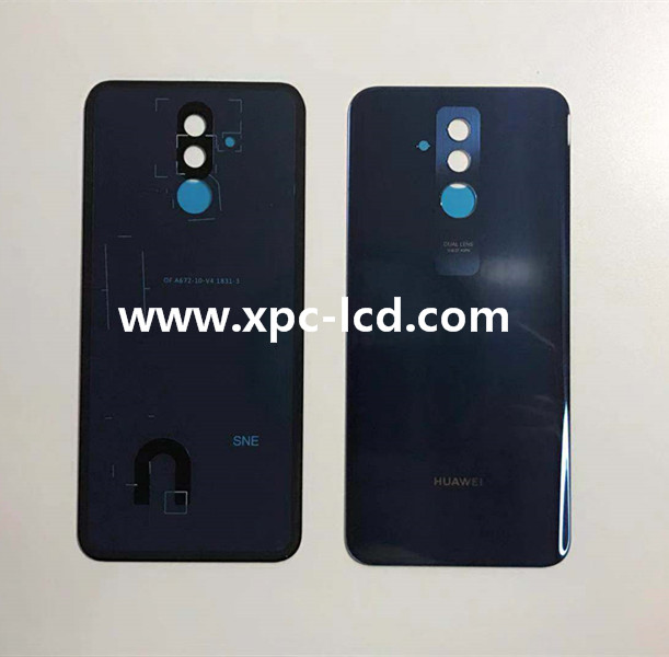 Cheap price Huawei Mate 20 Lite Battery Cover Blue